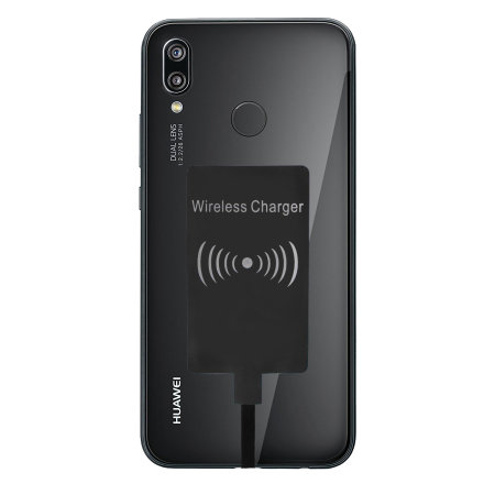 Huawei P20 Lite Ultra Thin Qi Wireless Charging Adapter