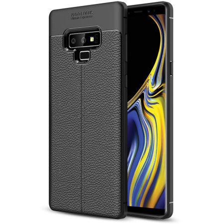Samsung Galaxy Note 9 Executive Business Case Olixar Attache - Black