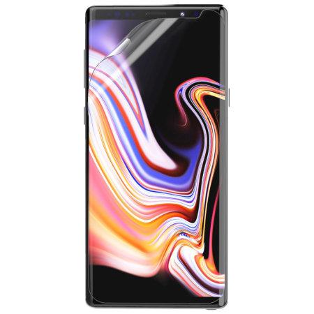 huge selection of 8711a bb5e9 Tech21 Impact Shield Samsung Galaxy Note 9 Screen Protector