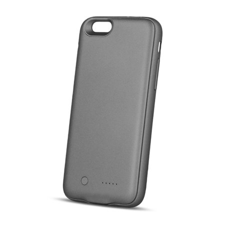 buy popular 7d6dd 62b02 Forever 3000mAh iPhone 6/6S Battery Case with Micro SD Reader - Black