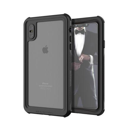 watch 5dbb3 e7bfb Ghostek Nautical 2 iPhone XS Max Waterproof Case - Black