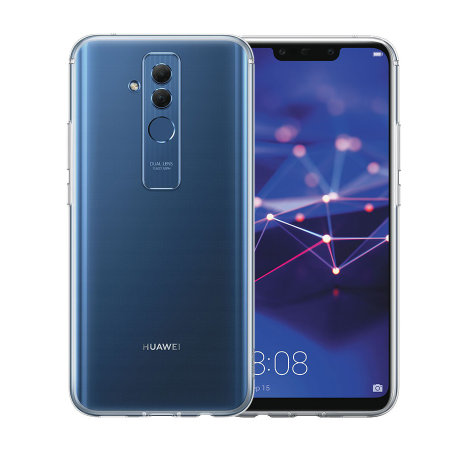 official huawei mate 20 lite tpu case clear. Black Bedroom Furniture Sets. Home Design Ideas