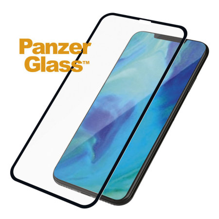 reputable site 7a129 4ef4d PanzerGlass Case Friendly iPhone XS Max Glass Screen Protector