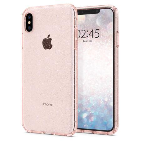 Spigen Liquid Crystal Glitter iPhone XS Max Shell Case