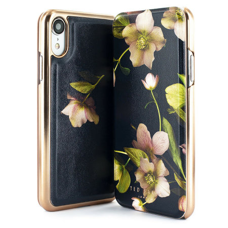 16311f1df Ted Baker iPhone XR Mirror Folio Case - Arboretum