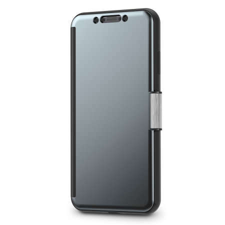 iphone xs clear view case