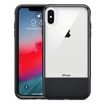 the latest b3101 7de4f Otterbox Statement Series iPhone XS Max Case - Black / Clear