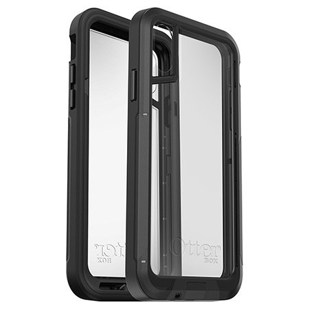finest selection ee6ab 4d0b2 Otterbox Pursuit Series iPhone XS Tough Case - Black / Clear