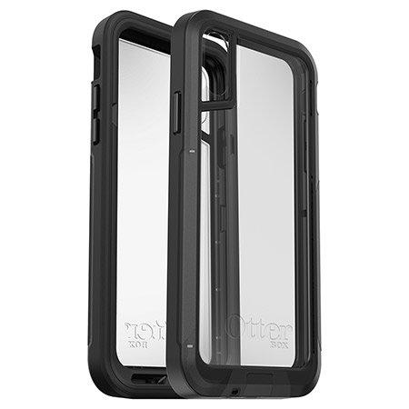 official photos e777f b02e0 Otterbox Pursuit Series iPhone X Tough Case - Black / Clear
