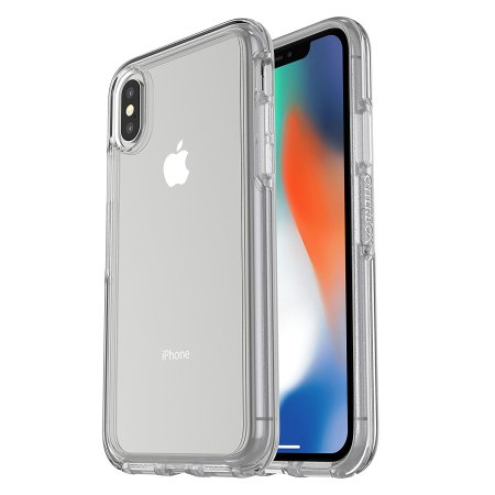 low priced 4b95f cd5c5 OtterBox Symmetry iPhone XS Case - Clear Stardust