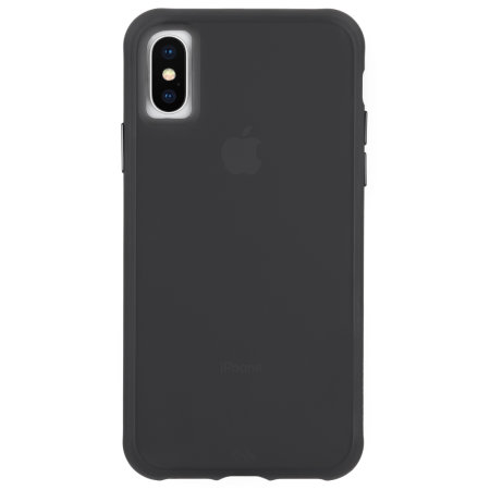 Case-Mate iPhone XS / X Tough Case - Matte Black