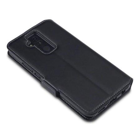 Olixar Huawei Mate 20 Lite Low Profile Wallet Case - Black