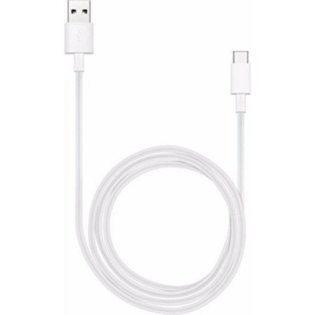 Offizielles Huawei Mate 20 Pro Super Lade USB-C Kabel 1m lang -  Weiß