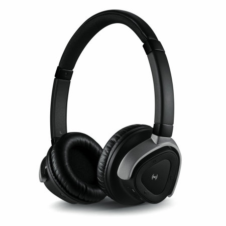 Creative Hitz WP380 Wireless NFC Headphones - Black