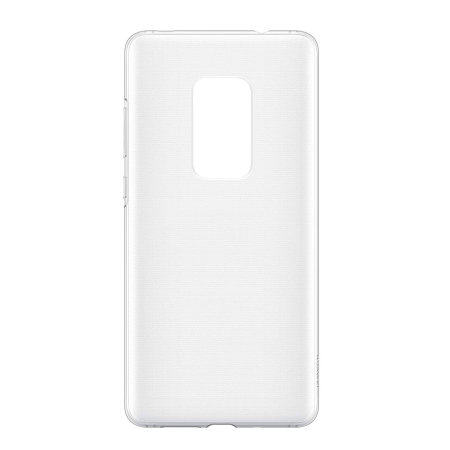 Official Huawei Mate 20 TPU Case - Clear