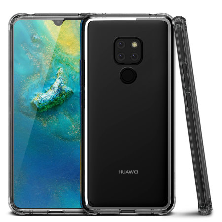 VRS Design Crystal Chrome Huawei Mate 20 Case - Helder