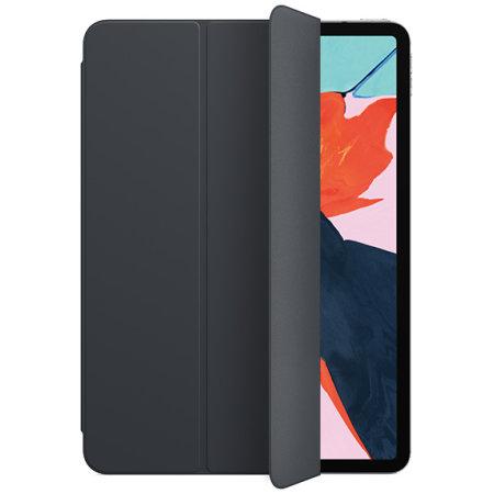 purchase cheap b41eb 350ed Comma iPad Pro 12.9 2018 Leather-Style Smart Folio Case - Black
