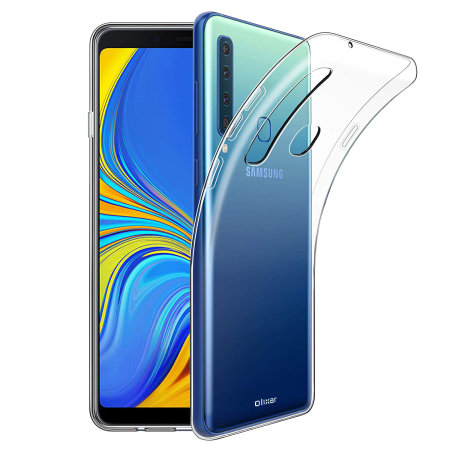 Olixar Ultra-Thin Samsung Galaxy A9 2018 Case - Transparant