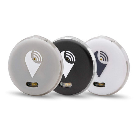 TrackR Pixel Bluetooth Tracker 3-pack - Grey/Black/White