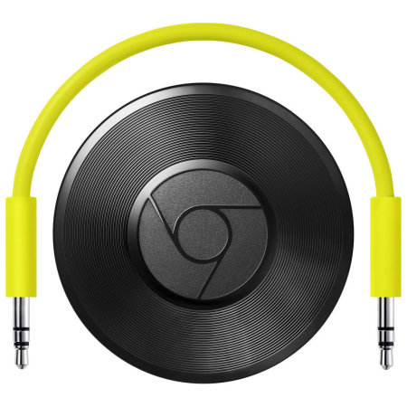 Google Chromecast Audio - Black