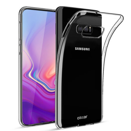 Olixar Ultra-Thin Samsung Galaxy S10e Case - 100% Clear