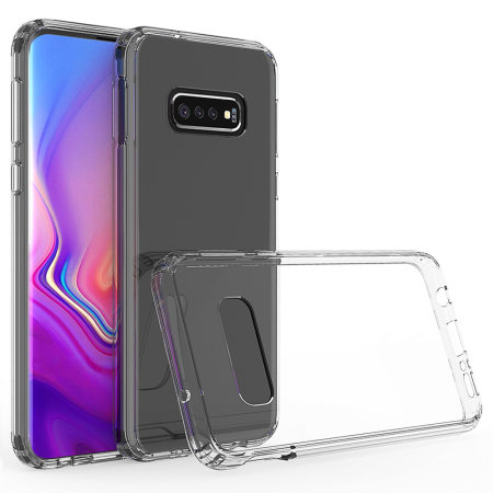 Olixar ExoShield Tough Snap-on Samsung Galaxy S10 Plus Case - Clear