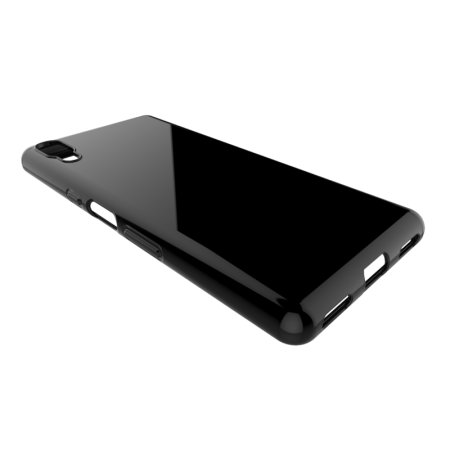 Olixar FlexiShield Sony Xperia L3 Gel Case - Solid Black