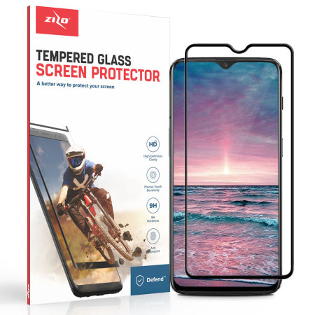 Zizo OnePlus 6T Tempered Glass Screen Protector