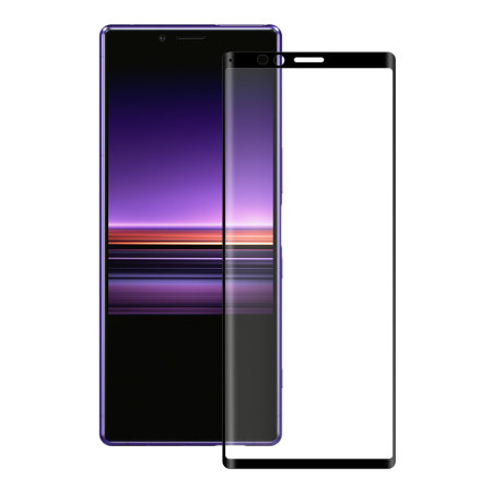 Eiger 3D Glass Sony Xperia 1 Tempered Glass Screen Protector