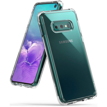 Ringke Fusion Samsung Galaxy S10e Case - Clear
