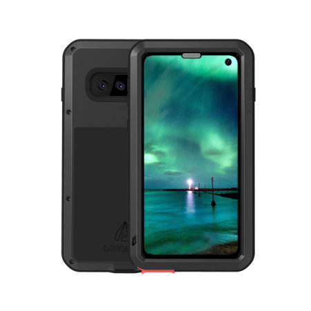 Love Mei Powerful Samsung Galaxy S10 Protective Case - Black