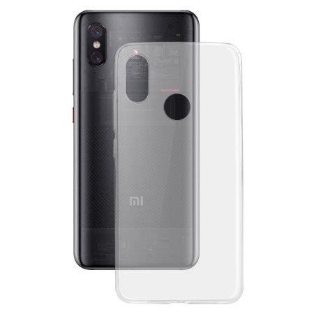 Ksix Xiaomi Mi 8 Pro TPU Case - Transparent