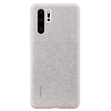 promo code 6c039 200a2 Official Huawei P30 Pro Back Cover Case - Grey