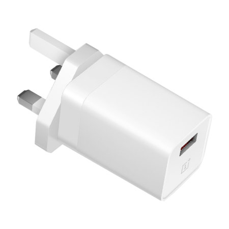 Official OnePlus Fast Charging Adapter - UK Mains