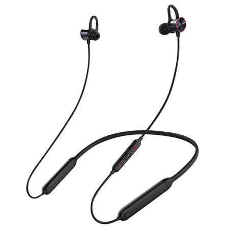 Official OnePlus Bullets Wireless Bluetooth Earphones - Black