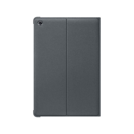 Housse officielle Huawei MediaPad M5 Lite 10'' Flip Cover – Gris