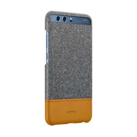 Official Huawei P10 Plus Mashup Case- Light Grey