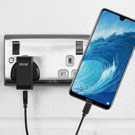 Olixar High Power Huawei Honor 8X Max Charger - Mains