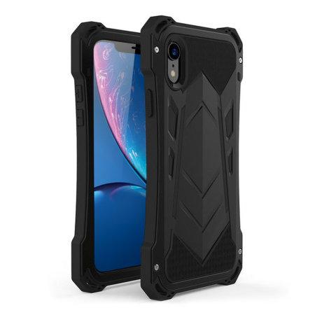 Olixar Titan Armour 360 Protective iPhone XR Case - Black