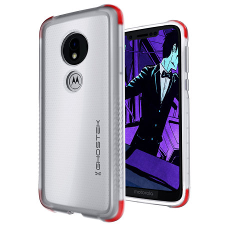 Ghostek Covert3 Moto G7 Play Case - Clear