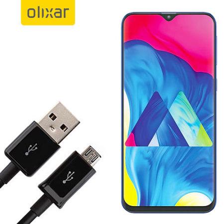 Olixar Samsung Galaxy M10 Ladekabel - Micro USB