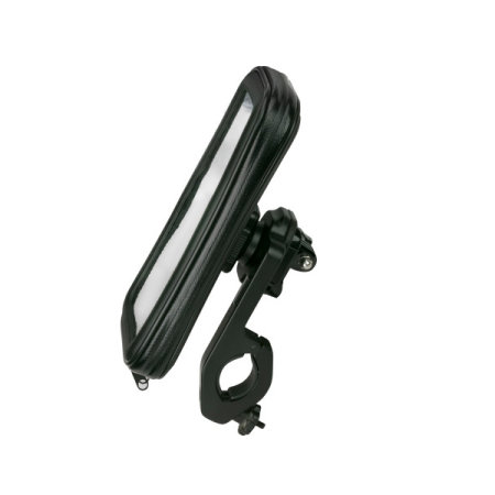 Scosche Bike Mount With Water Resistant Case - Black