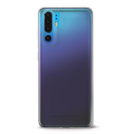 Case FortyFour No.1 Huawei P30 Pro Case - Clear