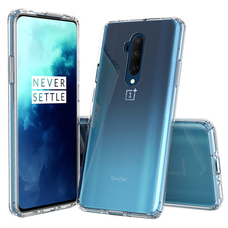 Olixar ExoShield Tough Snap-on OnePlus 7 Pro Case - Clear