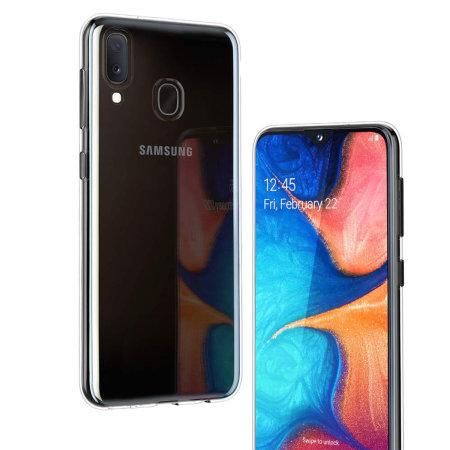 Olixar Ultra-Thin Samsung Galaxy A20e Case - 100% Clear
