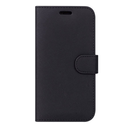 Case FortyFour No.11 Samsung Galaxy  A40 Cross Grain Black