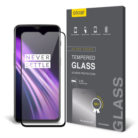 Olixar OnePlus 7 Displayschutzfolie