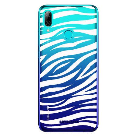 LoveCases Huawei P Smart 2019 Gel Case - Zebra