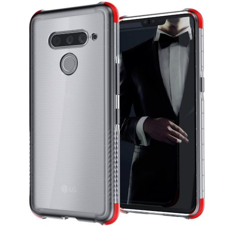 df98ea0f25b Funda LG V50 ThinQ 5G Ghostek Convert 3 - Negra