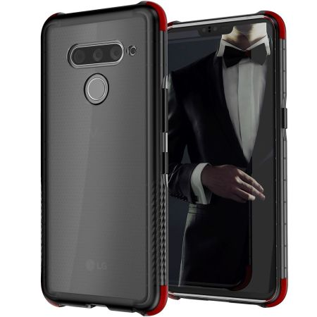Ghostek Covert 3 LG V50 ThinQ 5G Case - Clear